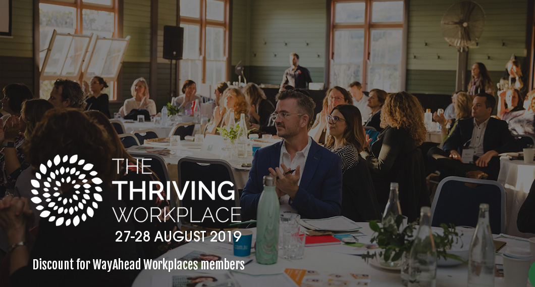 The Thriving Workplace - Discount for WayAhead workplaces Members