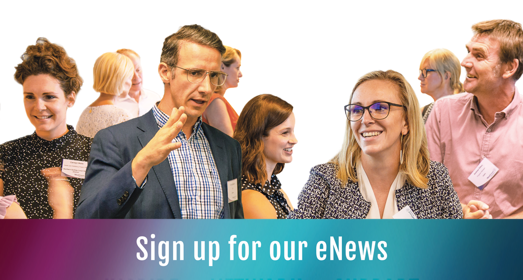 Sign up for our eNews